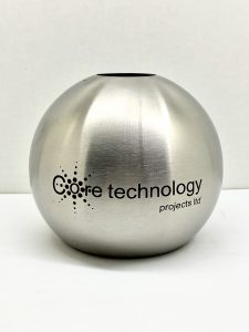 Gallo Acoustic - Stainless Steel Speaker - laser engraved laser etched -Core Technology - Story