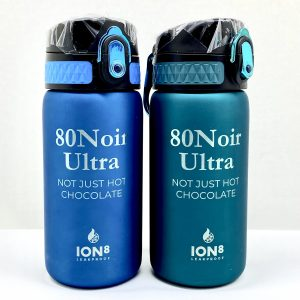 Ion8 - Laser engraved water bottle with 80 Noir Ultra logo - The Altered State