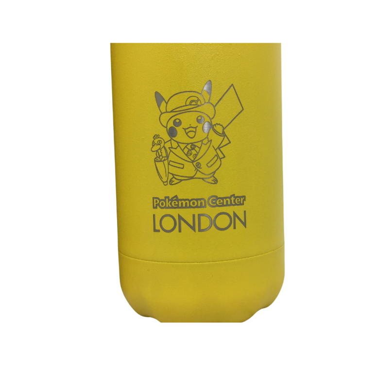 The Altered State - Stainless Steel Water Bottle - Pokemon Centre London - Pokemon Water Bottle - Chilly bottle