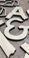 Wooden Letters - The Altered State Laser Cutting